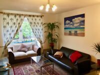 WEST END FULLY Furnished modern 2 Double Bedrooms Flat, Maryhill close to Glasgow Uni & City Centre