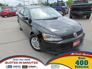 2011 Volkswagen Jetta COMFORTLINE | KEYLESS | HEATED SEATS | ALL