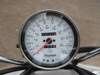 2012 Triumh speedmaster 865cc