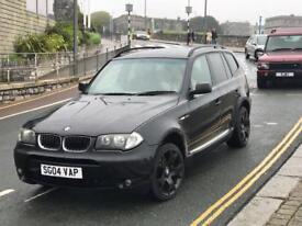 BMW X3 SPORT 3.0i