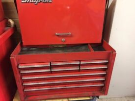 Snap On - 9 Drawer Top Box - Toolbox