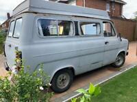 Ford Transit Mk2 camper
