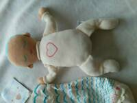 Lulla doll (newborn sleep aid)