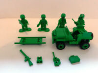 Lego Toy Story Green Army Men - 100% Complete - Ideal Christmas Present