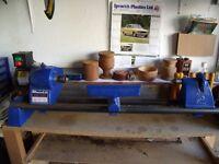 Woodturning Lathe - Model No. DML 24