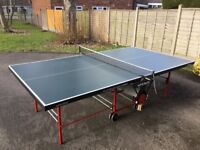 Butterfly Playback Indoor Rollaway Table Tennis Table