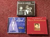 Ella Fitzgerald cds