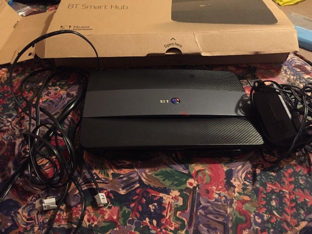 BT Smart Hub -Type A.