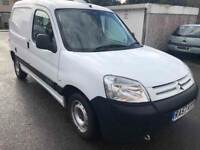 CITROEN BERLINGO ENTERPRISE 1.4 PANEL VAN/1 PREVIOUS KEEPER/ 1 YEAR FRESH MOT /2 KEYS/ £1795