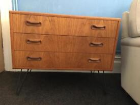 G Plan chest of drawers Look