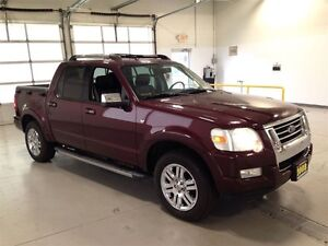 2008 Ford Explorer Sport Trac LIMITED| LEATHER| DVD| SYNC| 4X4|  Kitchener / Waterloo Kitchener Area image 9