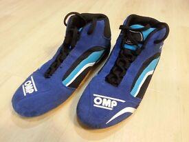OMP KS-3 Race Shoes – For Sale