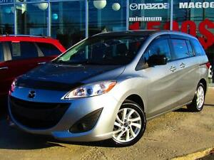 2013 Mazda Mazda5 GS 6 PASSAGERS, AUTOMATIQUE, CLIMATISEUR