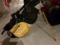 Titleist golf carry bag