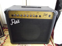 Park G25R by Marshall. 25 Watt Electric Guitar Amp with Reverb (Combo Amplifier )