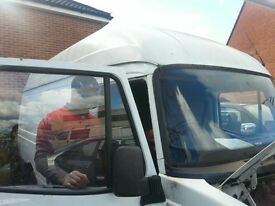 Cheapest man and Van