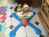 Fisher price sit to stand music centre