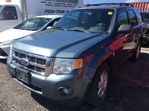 2011 Ford Escape XLT 4D Utility 2WD YOU CERTIFY YOU SAVE ! SOLD