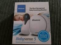 Binatone Baby Sense 5, breathing and movement monitor