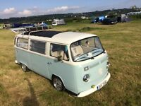 Volkswagen bay window 1975 1600tp