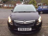 Vauxhall Zafira Tourer 2.0 CDTi 16v SRi 5dr