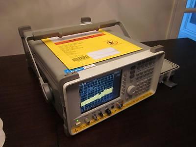 Agilent 8565ec 30 Hz - 50 Ghz Spectrum Analyzer W Opts 006007008 - Cald