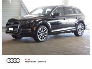2018 Audi Q7 3.0T Progressiv quattro w/ BOSE|20 Wheels