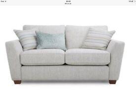 DFS 2 seater sofa (Sophia)
