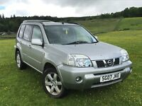 Nissan X-Trail 2.2 DCI Columbia with 1 years MOT