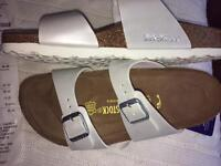 Birkenstock Sandals - size 39 - Brand New with tags