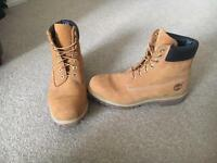 Original Timberland Boots size 9.5