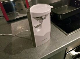 Cookworks White Can Opener