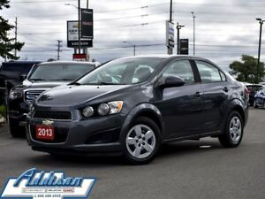 2013 Chevrolet Sonic LS 5 Dr Hatchback  at - Bluetooth