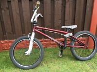 "Boys 20"" bike bmx mongoose can deliver for a small charge"
