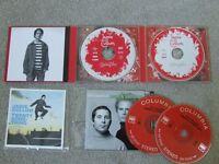 JAMIE CULLUM CATCHING TALES + 20 SOMETHING CDs + SIMON & GARFUNKEL 2 CDs
