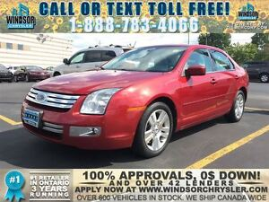 2009 Ford Fusion SEL - AUTO LOAN APPROVED @ TMRFINANCIAL.CA