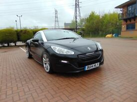 Peugeot RCZ 1.6 THP GT 2dr, Semi automatic, Only 29k miles, Great condition