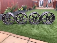 """4 x 19"""" BMW M6 CONCAVE STYLE ALLOYS TO FIT BMW"""