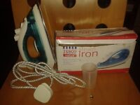 steam iron - NEW