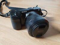 Sony Nex-7 camera digital camera in original box fully working