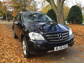 Mercedes ML320 Se With Upgraded Alloys