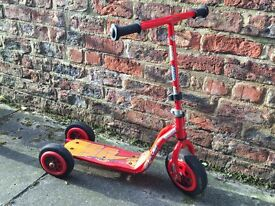 Childs scooter- good condition