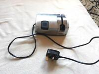 Salter 718SSXR Electric Knife Sharpener Stainless Steel Used £15