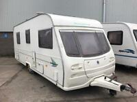 Caravan 4/5/6 berth Avondale dart 556-6 2003/04 lovely condition Clevedon
