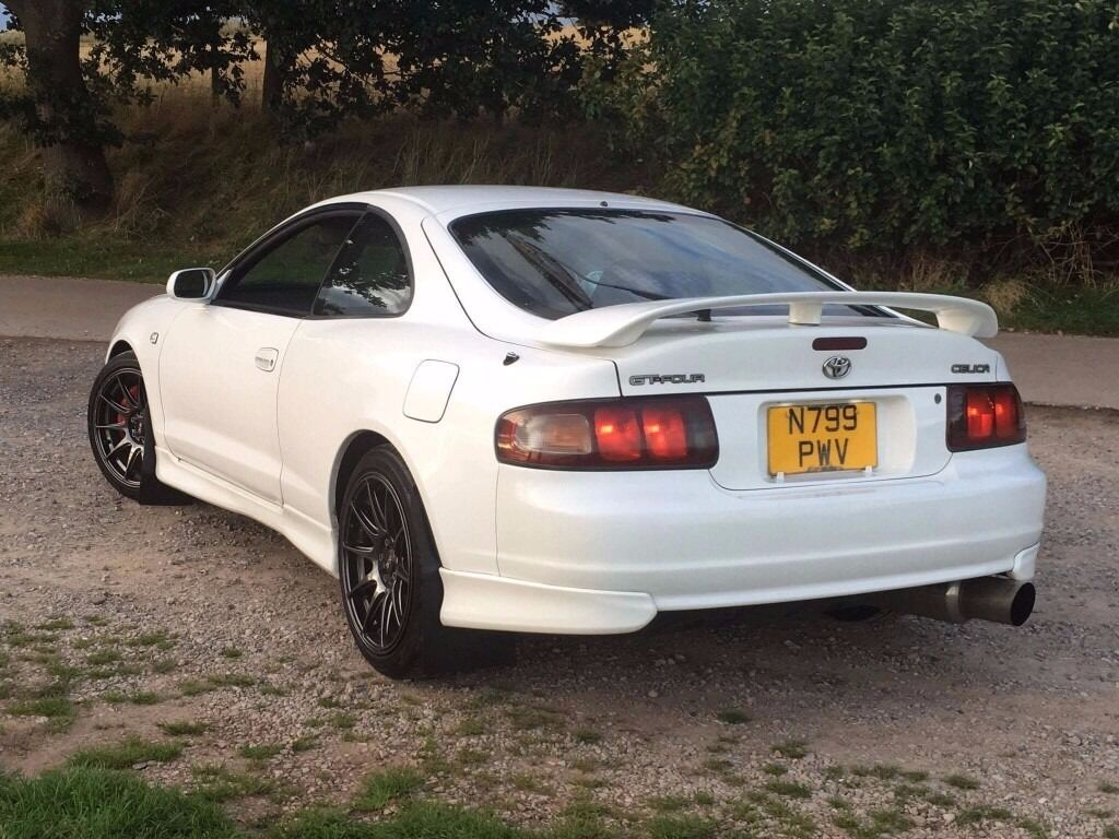 For Sale  Toyota Celica GT4 ST205 JDM Import 1996 imported 2002