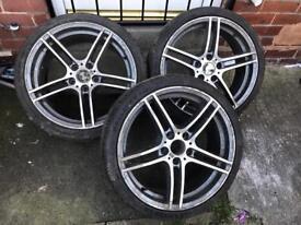 BMW 18inch Alloys 4x Rims