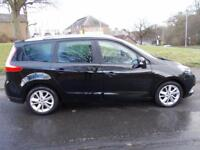 RENAULT SCENIC 1.6 GRAND LIMITED ENERGY DCI S/S 5d 130 BHP (black) 2015