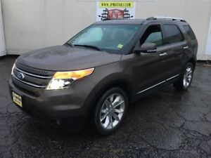2015 Ford Explorer Limited, Auto, Navigation, Third Row Seating,