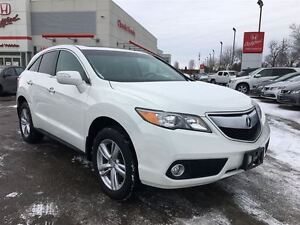 2013 Acura RDX LEATHER | REAR CAM | CLEAN CARPROOF | AWD |