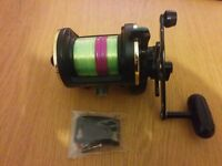 Daiwa Sea fishing reel Sealine SL30SH 'Slosh 30' Multiplier